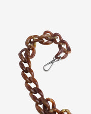 Chain Handle in Brown