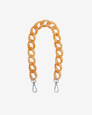 Chain Handle in Light Orange