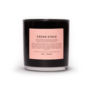 Cedar Stack Candle - The Edition Shop