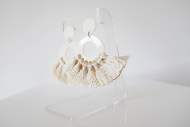 Playful Tassel Earrings - The Edition Shop