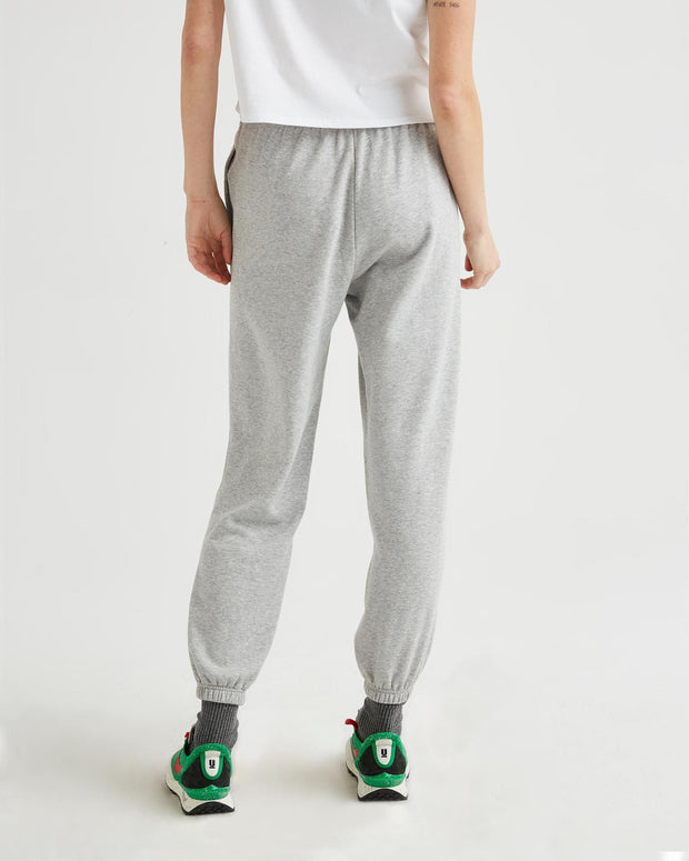 Sweatpant in Light Grey - The Edition Shop