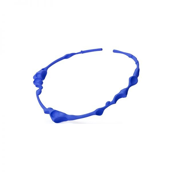 Failé 3D Magnet Choker in Fantastic Blue