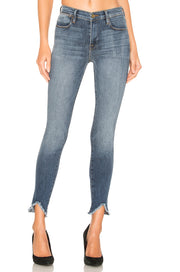 Le High Skinny Triangle Raw Selman