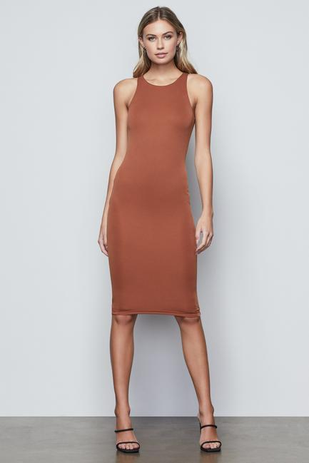 The Body Scuplted Midi Dress