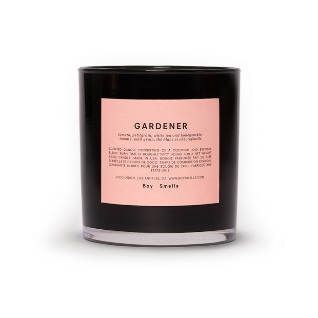 Gardener Candle - The Edition Shop