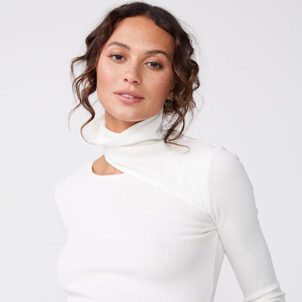 Turtle Neck Bodysuit