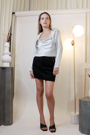 The Wonderer Mini Skirt - The Edition Shop