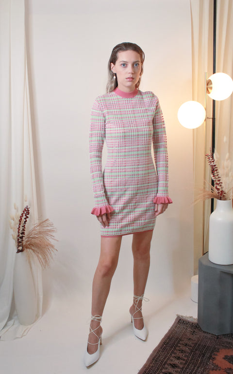 Luca Knit Mini Dress