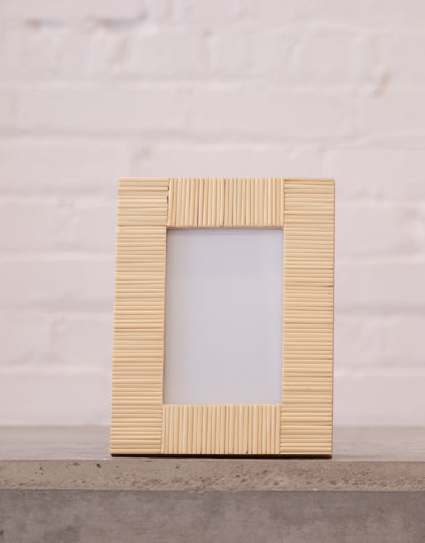 Textured Resin Frame