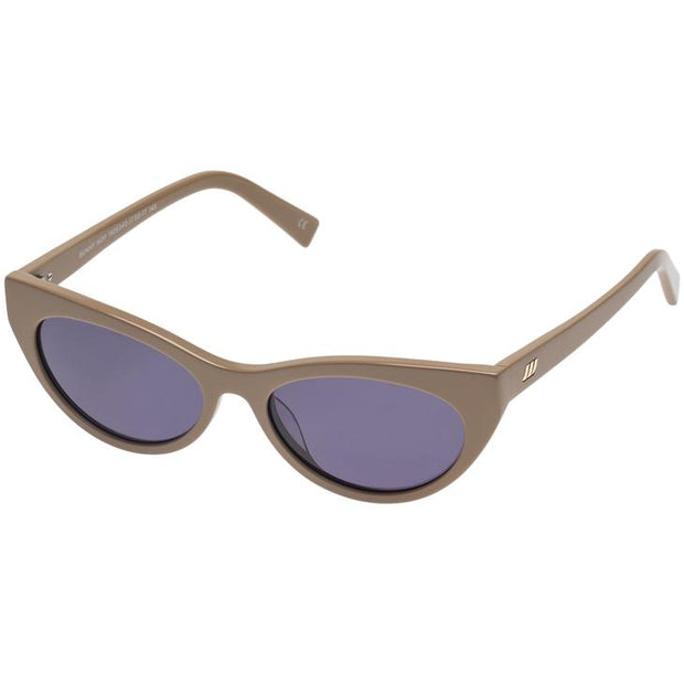 Bunny Hop Sunglasses in Taupe