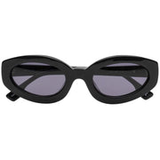 Meteor Amour Sunglasses in Black