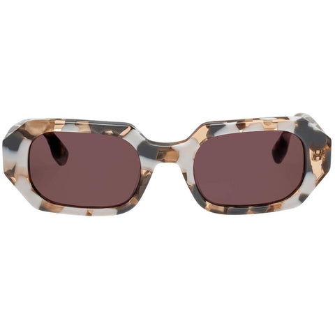 La Dolce Vita Sunglasses in Ginger Flint Agate - The Edition Shop