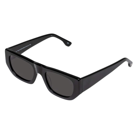 Le Trap Sunglasses in Black - The Edition Shop