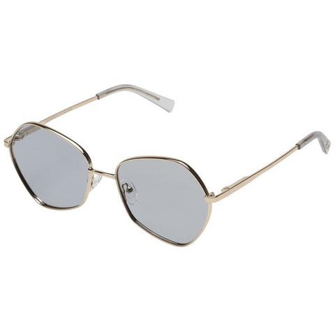 Escadrille in Gold - Grey Tint Polarized