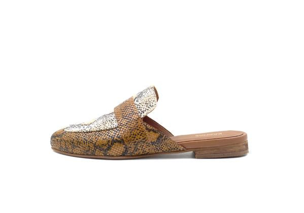 Milan Loafer Mule