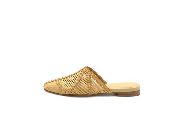 Madeira Mule Sandal - The Edition Shop