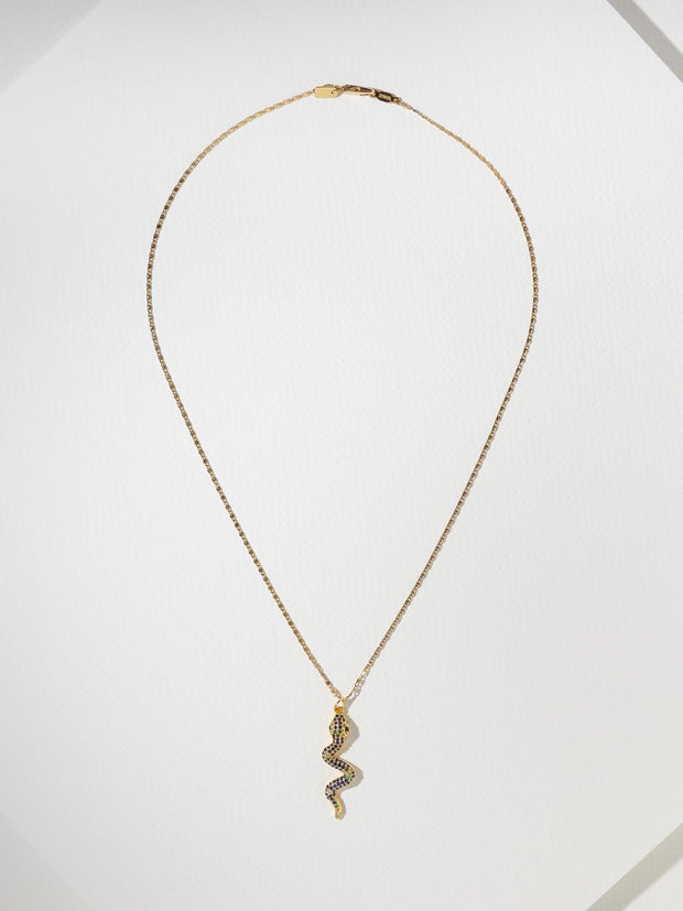 Hedy Snake Necklace - The Edition Shop
