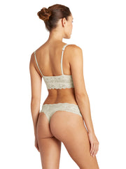 Never Say Never Soft Bra in Moon Ivory - The Edition Shop