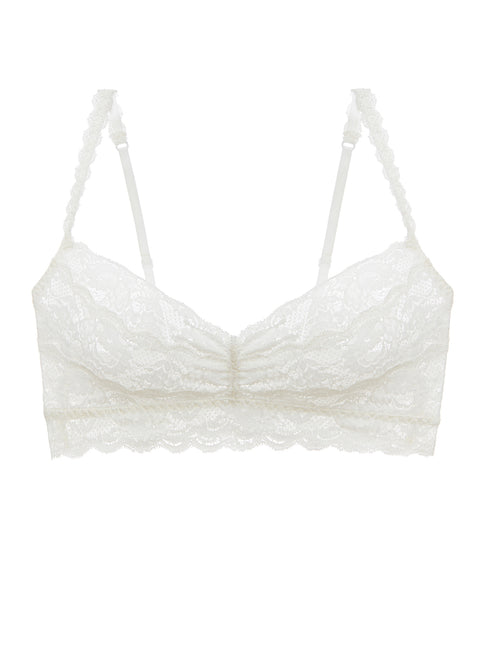 Never Say Never Soft Bra in Moon Ivory