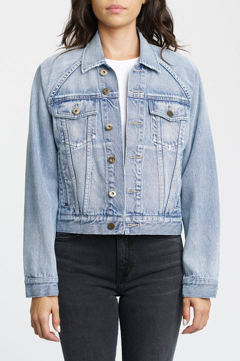 Hayden Denim Jacket in Collector