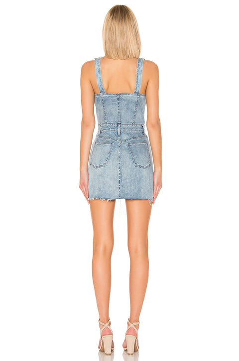 Nina Overall Dress in El Segundo
