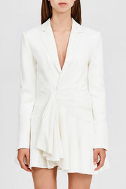 Orchid Blazer Dress