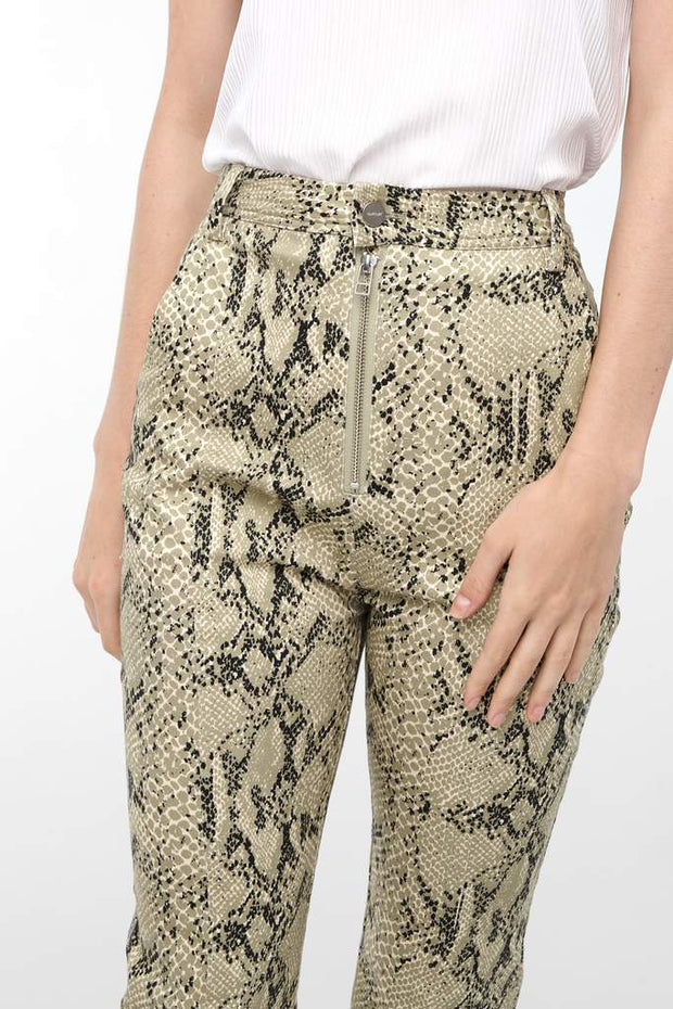 Graham Kick Flare Pant - The Edition Shop
