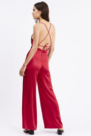 Drifter Cowl Bias Jumpsuit - The Edition Shop