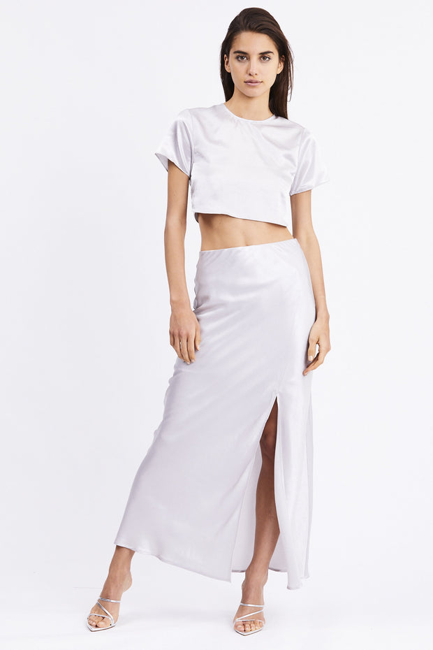 Orbit Bias Midi Skirt