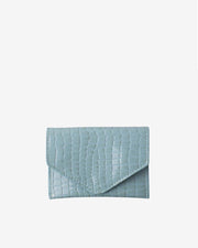 Wallet in Light Blue - The Edition Shop