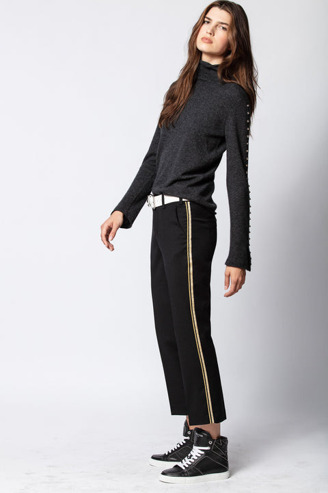 Posh Militaire Pant - The Edition Shop