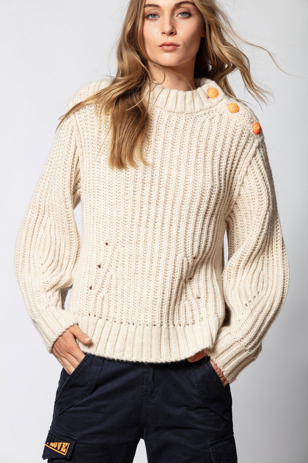 Marlon Awa Sweater - The Edition Shop