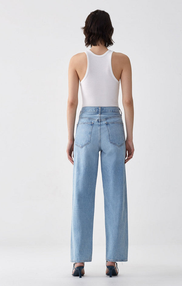 Criss Cross Upsized Jean in Suburbia - The Edition Shop