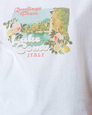 Lake Como Regular Tee