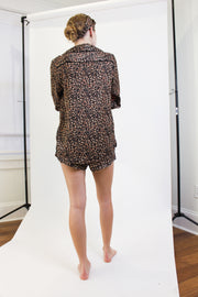 Cheetah Print PJ - The Edition Shop