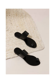 Guida Sandals in Black