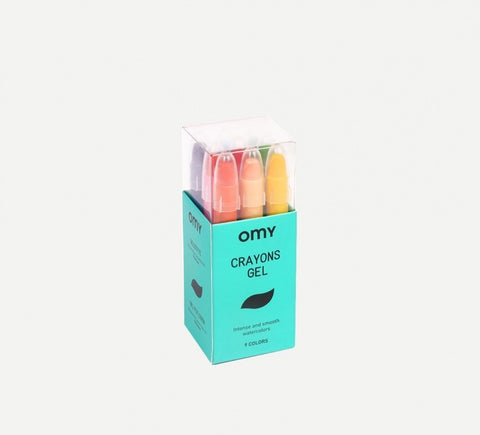 Gel Crayons - The Edition Shop