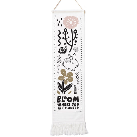 Bloom Canvas Growth Chart - The Edition Shop