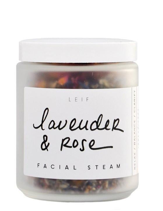 Lavender & Rose Botanical Facial Steam - The Edition Shop