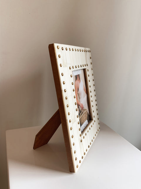Studded Picture Frame 4 x 6