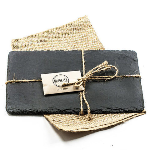 Slate Cheese Board - The Edition Shop