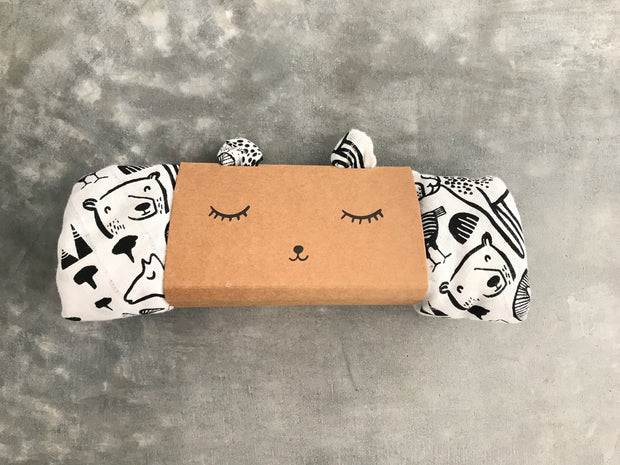 Wild Muslin Swaddle - The Edition Shop
