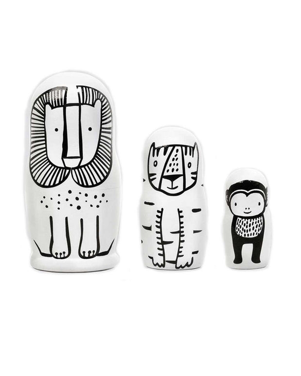 Wild Nesting Dolls - The Edition Shop