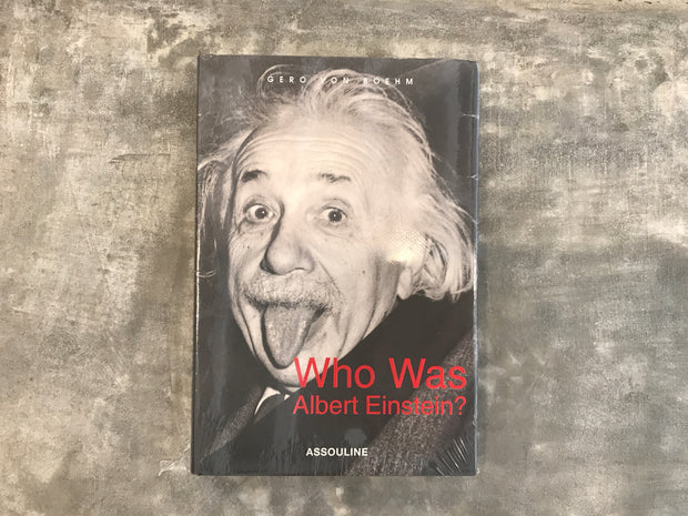 Who Was Albert Einstein - The Edition Shop