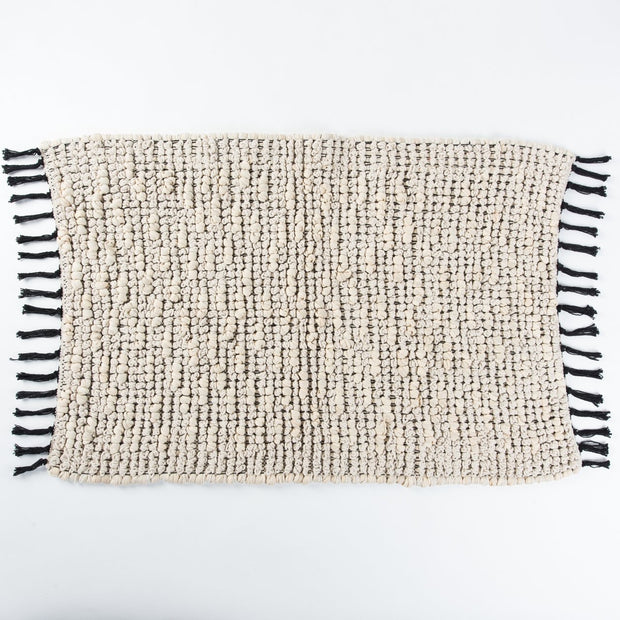 Knot and Weave Bath Mat - The Edition Shop