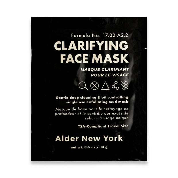 Clarifying Face Mask - Single Use - The Edition Shop