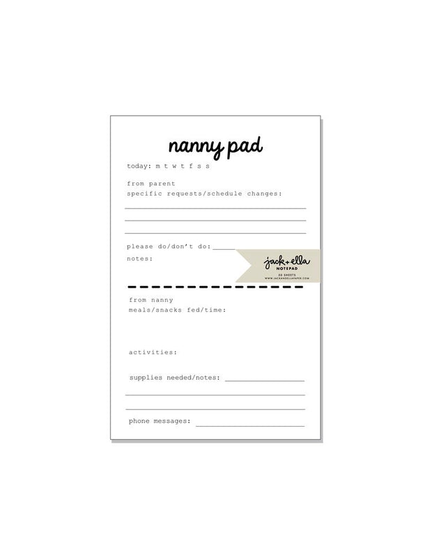 Notepads - The Edition Shop