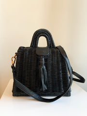 Ani Crossbody Basket Bag