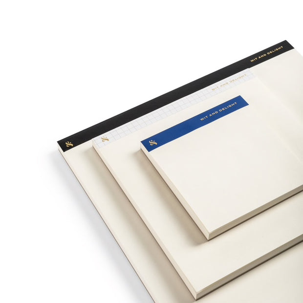 Desktop Notepad Set