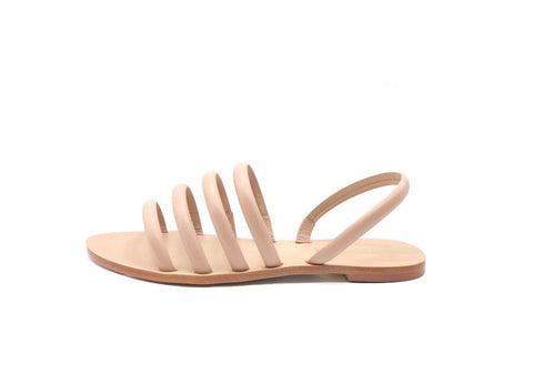 Maceio Shoe in Nude - The Edition Shop